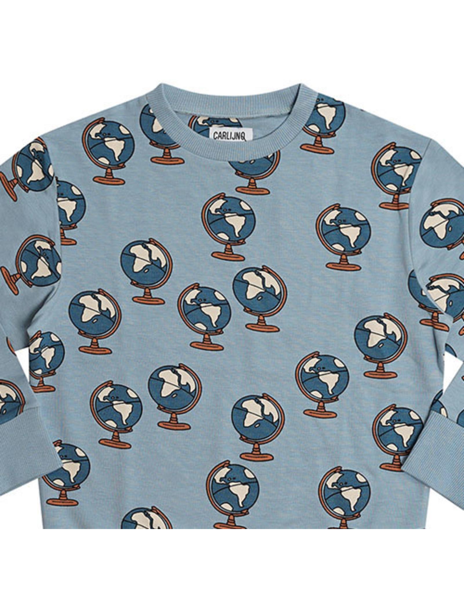 Carlijn Q Carlijn Q Globe sweater boy