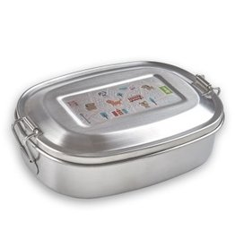 Sigikid Sigikid Stainless Steel Lunch Box Cat