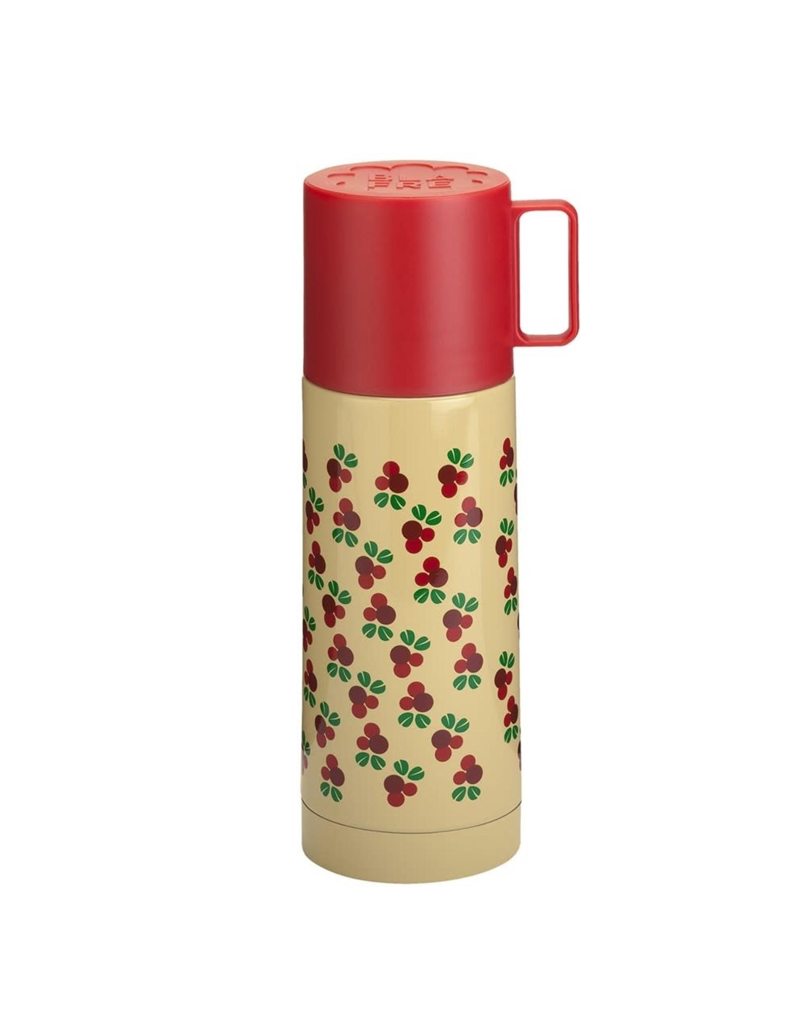 Blafre Blafre Thermal Bottle Red Flower