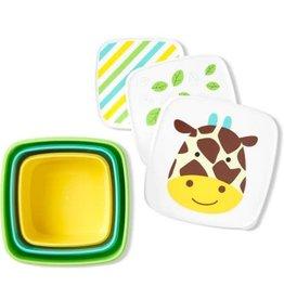 SkipHop Skip Hop Zoo Snack Cup giraf