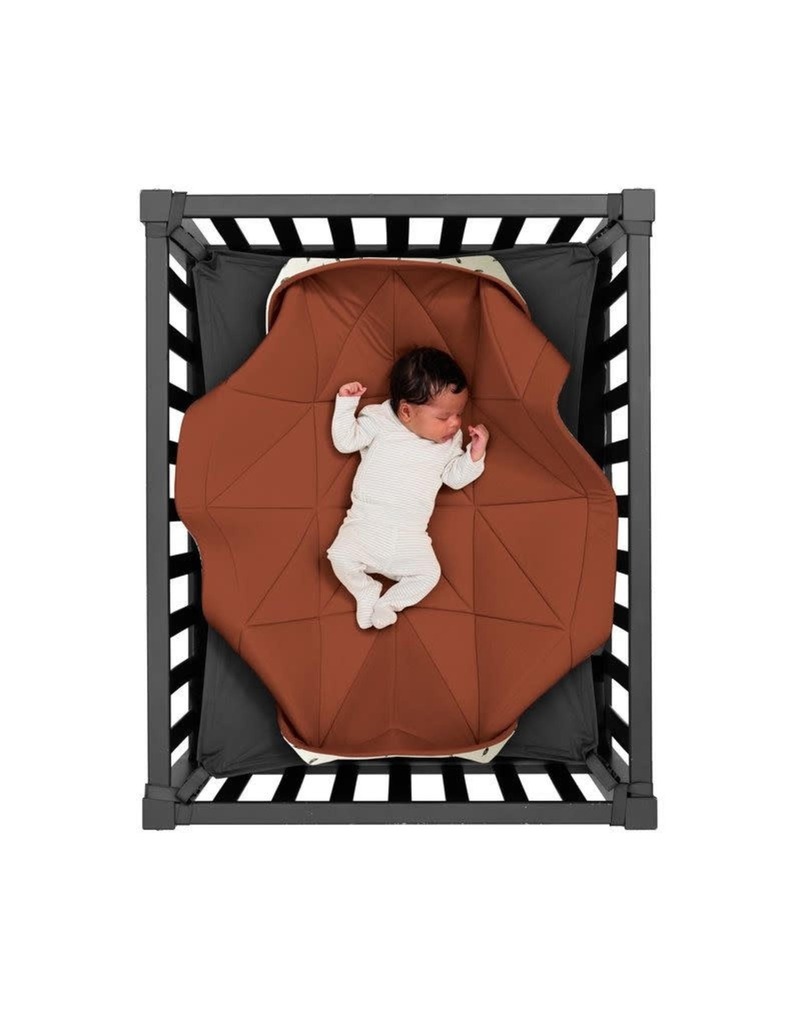 Hangloose Baby Hangloose Baby - babyhangmat / boxkleed - Dusty terra