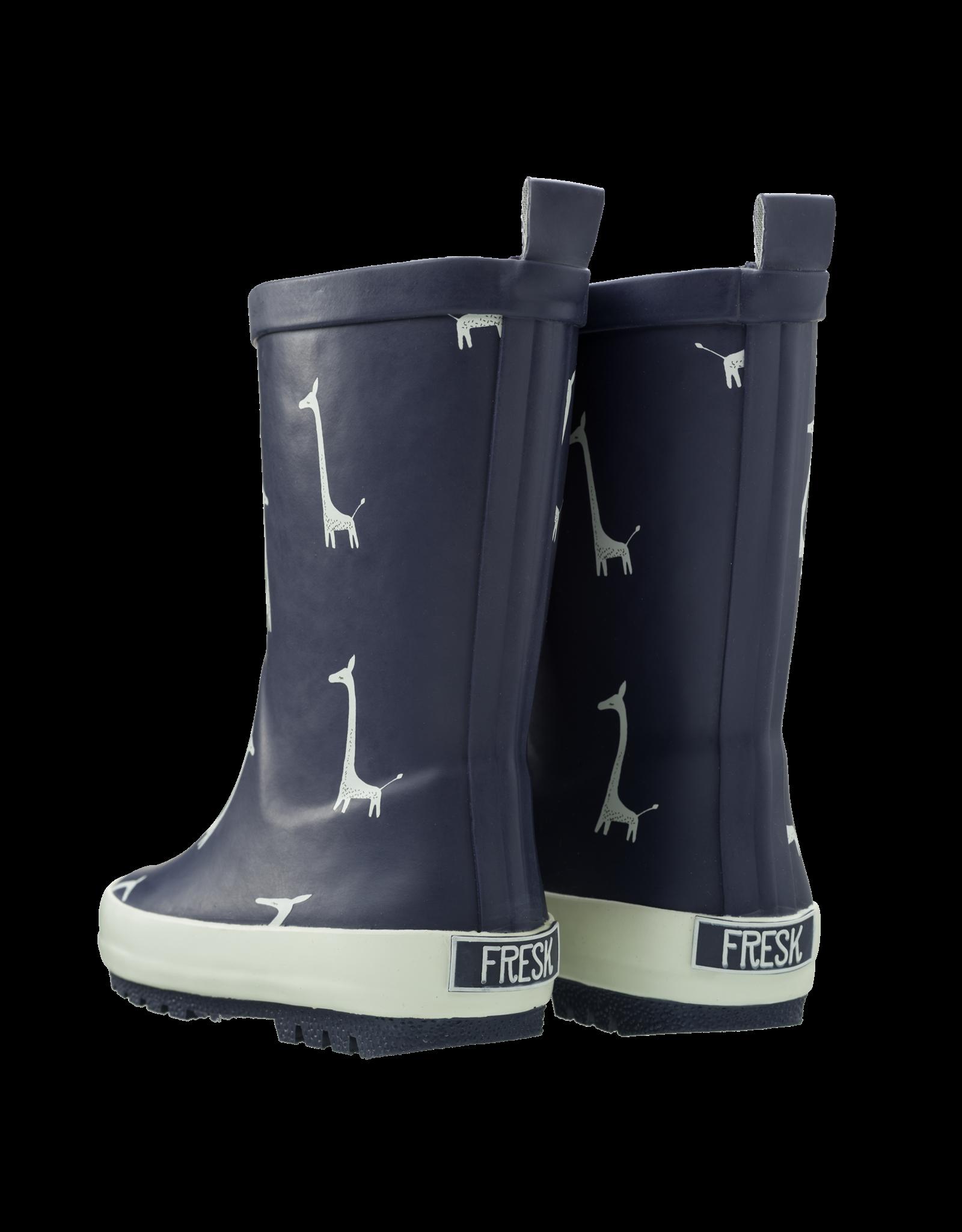 Fresk Fresk Rainboots Giraf