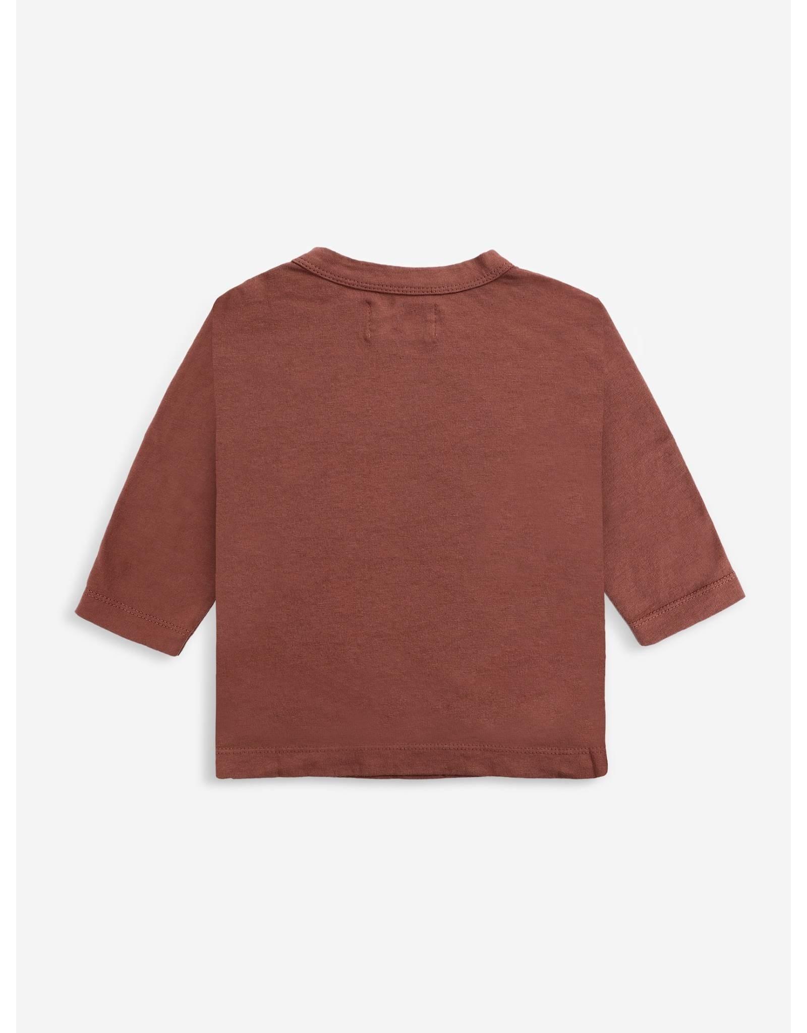 Bobo Choses Bobo Choses Fruits Long Sleeve T-shirt