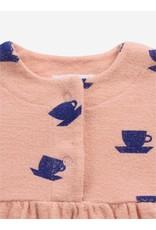 Bobo Choses Bobo Choses Cup Of Tea All Over Terry Dress
