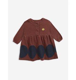 Bobo Choses Bobo Choses Ovals Fleece Dress