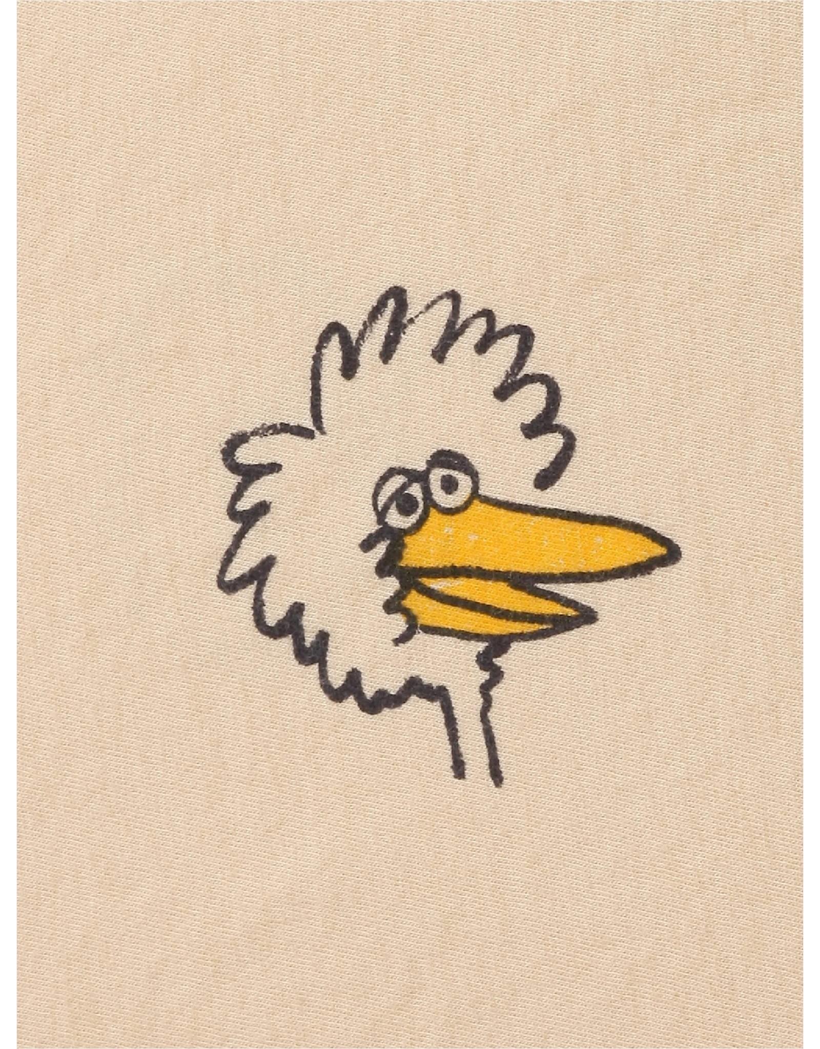 Bobo Choses Bobo Choses Birdie All Over Long Sleeve T-Shirt