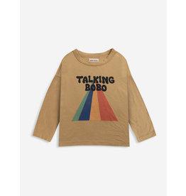 Bobo Choses Bobo Chose Talking Bobo Rainbow Long Sleeve T-shirt
