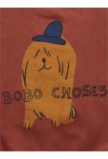 Bobo Choses Bobo Choses Dog In The Hat Sweatshirt