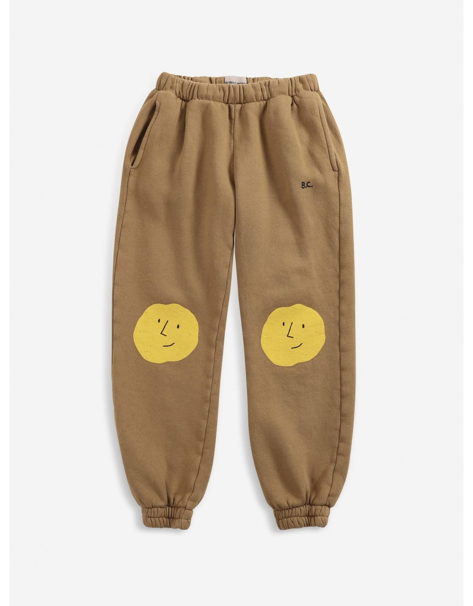 Bobo Choses Bobo Choses Face Jogging Pants @