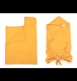 KipKep KipKep Blenker Hooded Towel - Little Bees