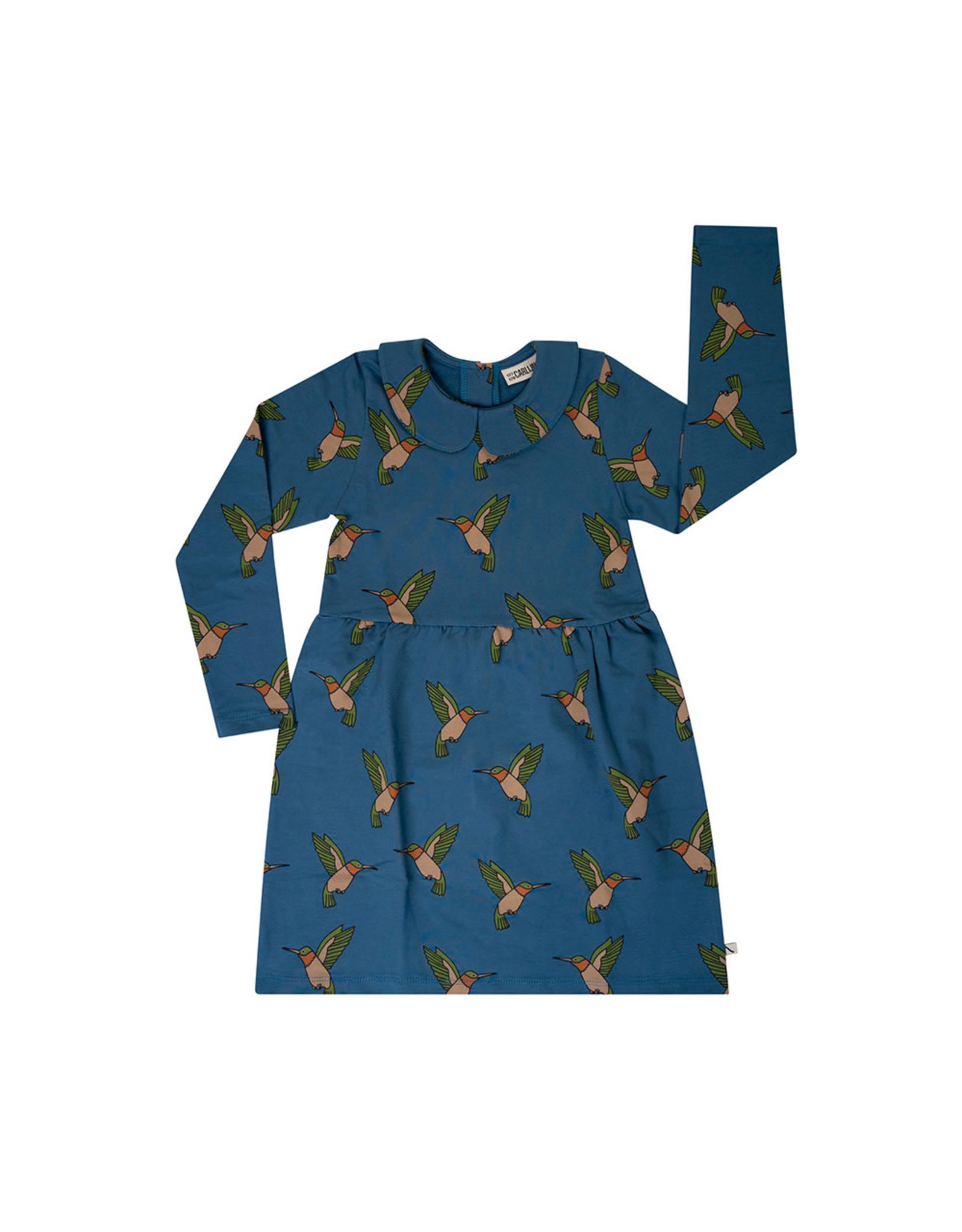 Carlijn Q Carlijn Q Hummingbird - Collar Dress