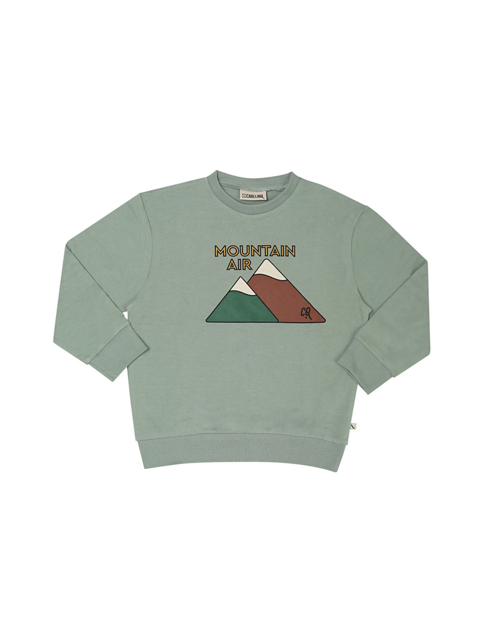 Carlijn Q Carlijn Q Mountain Air - Sweater Wt Print