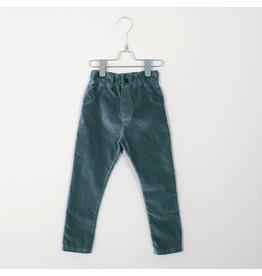 Lötiekids Lötiekids 5 Pockets Pants Green