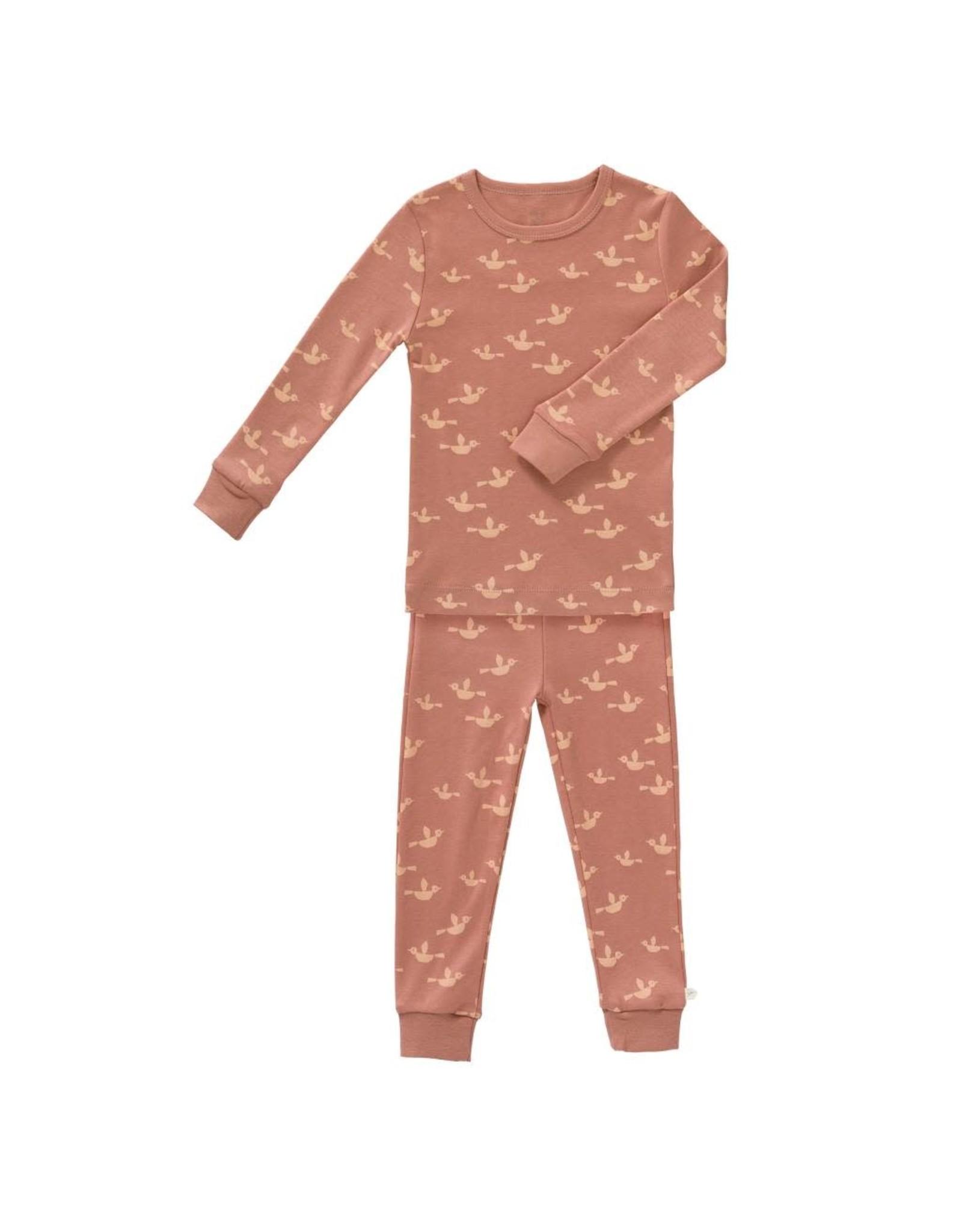 Fresk Fresk 2-Delige Pyjama Birds