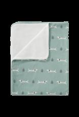 Fresk Fresk Blanket Katoen/Velours Dachsy