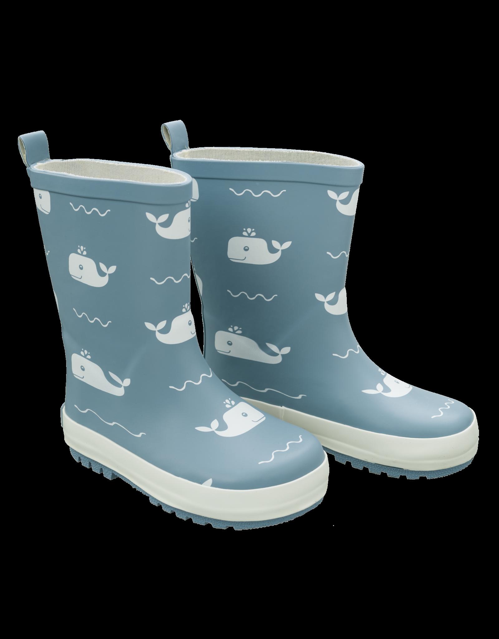 Fresk Fresk Rainboots Whale