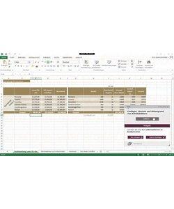 Elearning Excel 2010 Kurs Online Fortgeschrittene und Profi