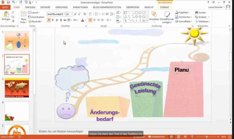 E-Learning PowerPoint 2010 Kurs Anfänger und Fortgeschrittene