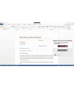 Elearning Word 2013 Kurs Online Fortgeschrittene