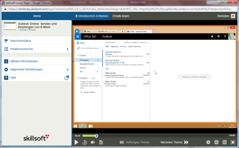 Outlook Online Office 365