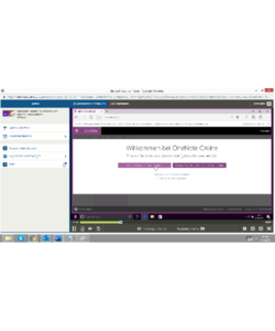 E-learning Office 365 OneNote Online