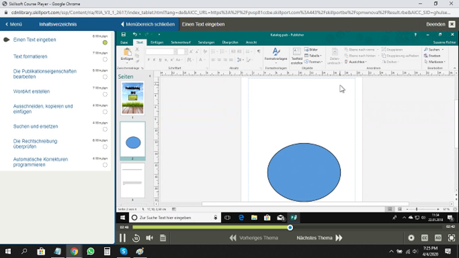 Microsoft Publisher Publisher 2016