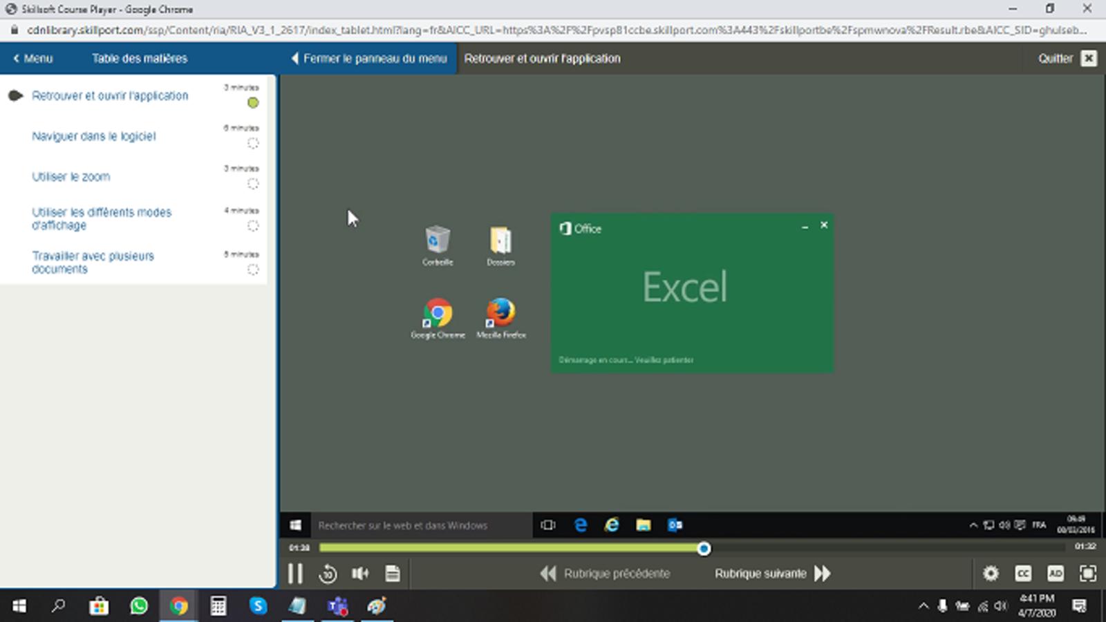 Microsoft Excel Excel 2016 Débutant Intermédiaire Expert FR