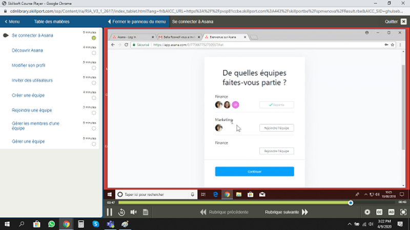 Microsoft To-Do, E-Learning, Formation, Cours