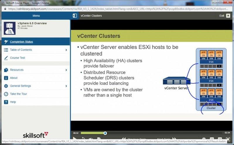 VMware Certified Professional 6.5 - Data Center Virtualization (VCP6.5-DCV)OEM Certkit