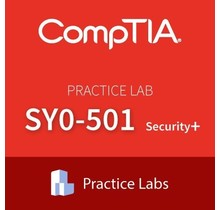 SY0-501 CompTIA Security+ Live Labs