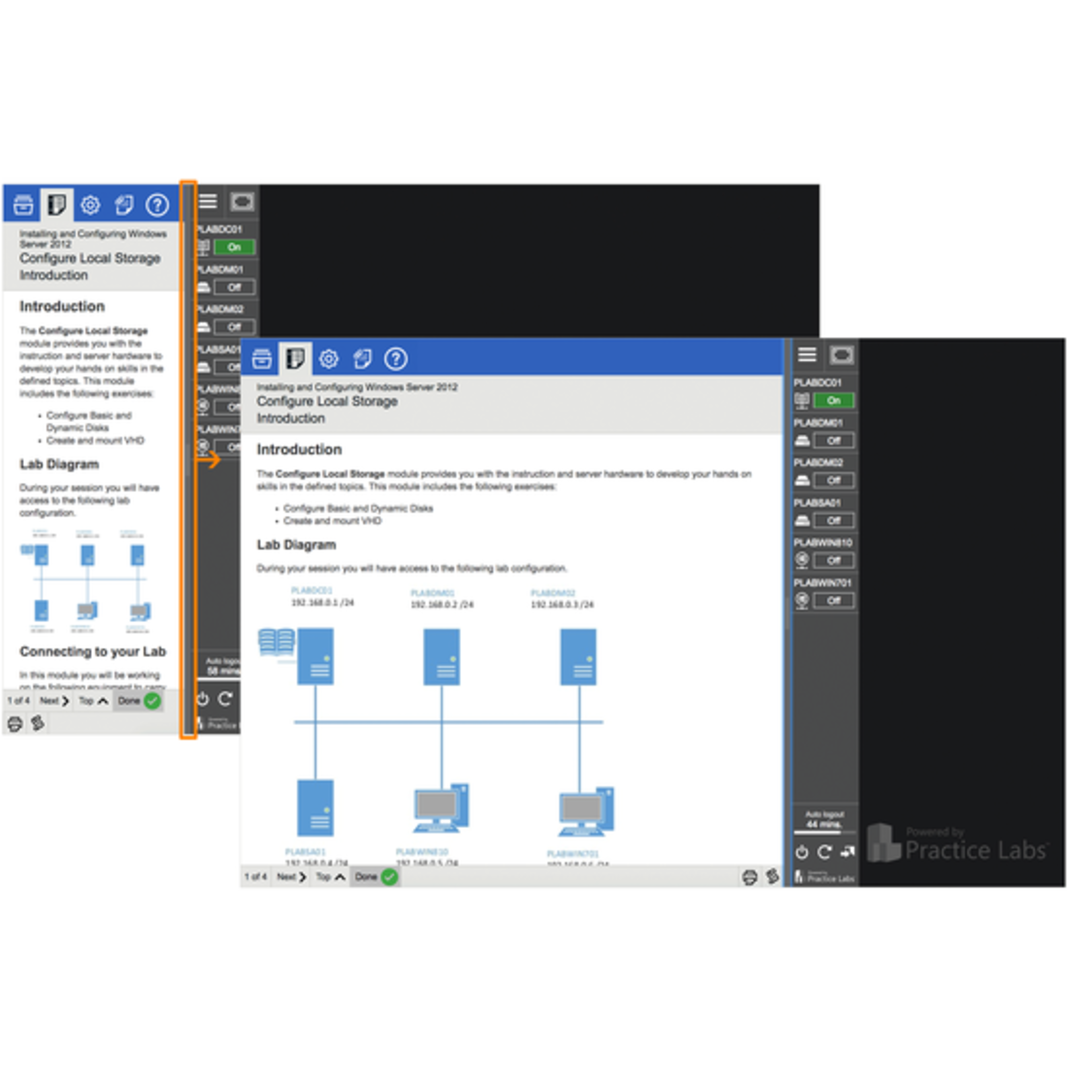 Microsoft SQL Server 70-463 Implementing a Data Warehouse with Microsoft SQL Server 2012