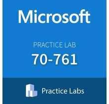 70-761 Querying Data with Transact-SQL Live Labs
