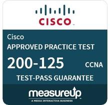 MeasureUp CISCO 200-125: Interconnecting Cisco Networking Devices: Accelerated v.3.0 (CCNAX) Proefexamen