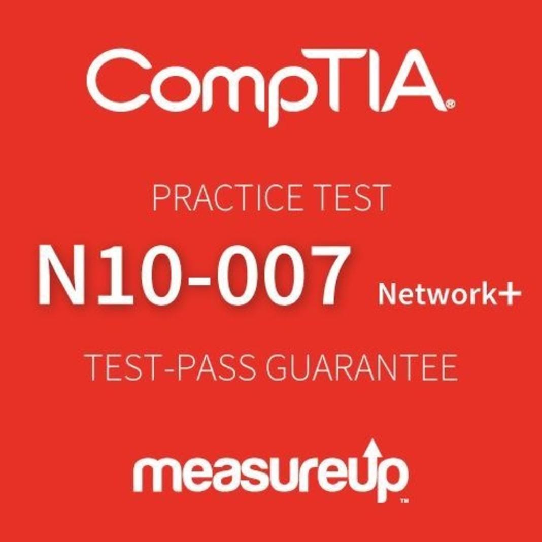 CompTIA CompTIA Network+ N10-007 Proefexamen