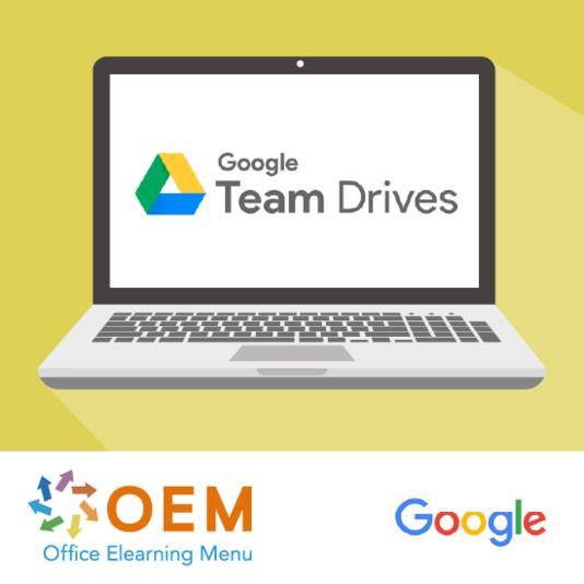 Google Team Drives E-Learning Kurs