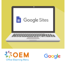 Google Sites for Web E-Learning Kurs