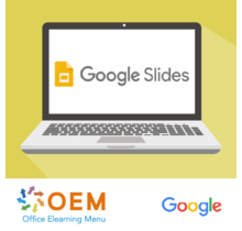 Google Slides E-Learning Kurs