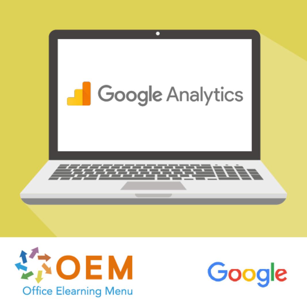 Google Google Analytics for Web E-Learning Kurs