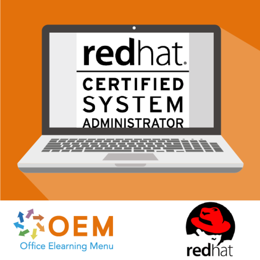 Red Hat Red Hat Certified System Administrator - RHCSA exam EX200 Kurs