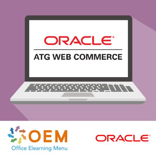 Oracle Web Commerce ATG E-Learning Kurs
