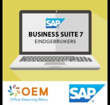 SAP Business Suite 7 voor eindgebruikers E-Learning Kurs