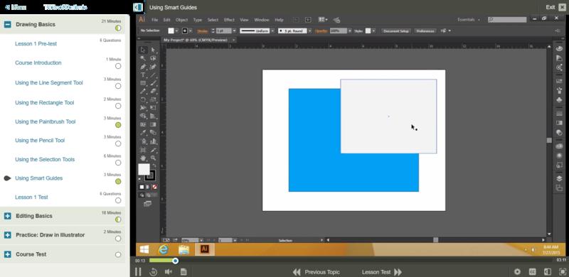 Adobe Illustrator CC E-Learning Kurs