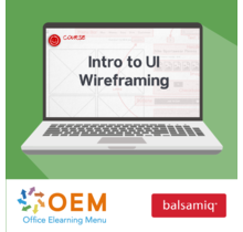 Balsamiq E-Learning Kurs