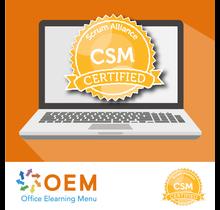 Certified Scrum Master CSM E-Learning Kurs
