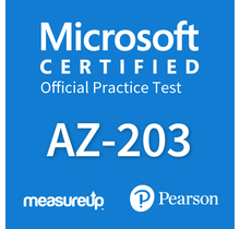 Developing Solutions for Microsoft Azure AZ-203 Proefexamen