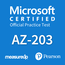 Microsoft Azure Developing Solutions for Microsoft Azure AZ-203 Proefexamen