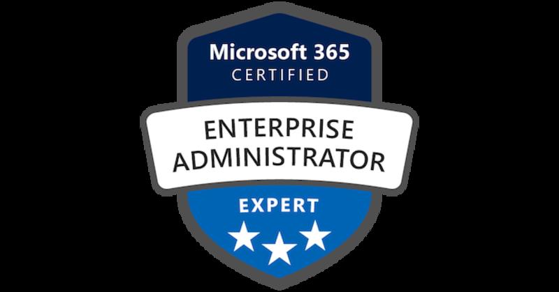 Enterprise Administrator Expert MS-100 + MS-101 OEM Certkit