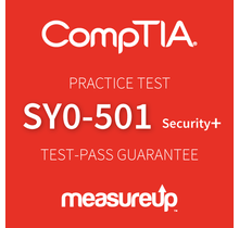 CompTIA Security+ SY0-501 Proefexamen
