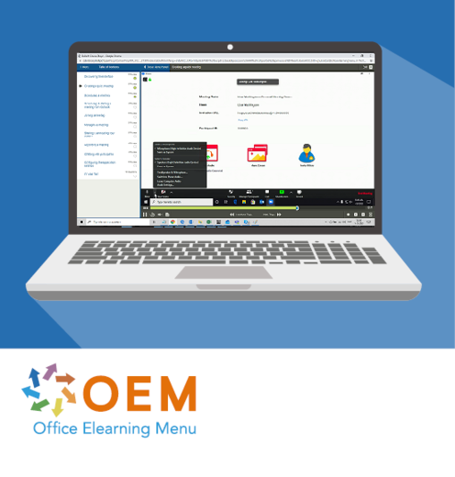 Zoom E-Learning