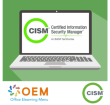Certified Information Security Manager CISM 2020 E-Learning Kurs